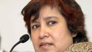 Taslima Nasreen bats for uniform civil code