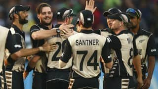 New Zealand tour of India 2017: Black Caps Announce ODI and T20I Squads