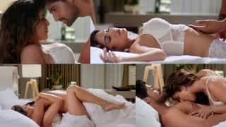 One Night Stand teaser: Sunny Leone and Tanuj Virani's sensuous chemistry looks promising!