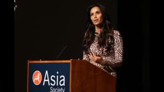 Padma Lakshmi on Food, Marriage, and What it Means to be Indian-American