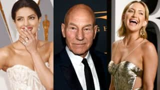Priyanka Chopra, Kate Hudson, Patrick Stewart and more stars dramatically read Kanye West tweets! Watch video