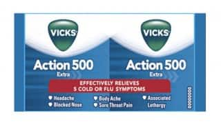 P&G stops sale of 'Vicks Action 500 Extra' after government ban