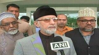 India-Pakistan dialogue important for improved ties: Tahir-ul-Qadri