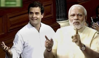 Narendra Modi v/s Rahul Gandhi in Lok Sabha: PM raps him in humiliating manner without even mentioning his name!