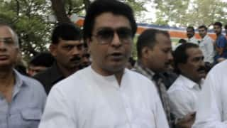 Raj Thackeray takes swipe at BJP government, says 'acche din' for dance bars