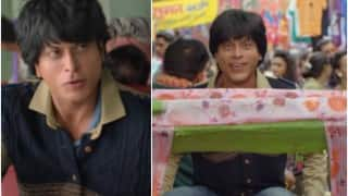Shah Rukh Khan's Jabra Fan Anthem recorded in Arabic!