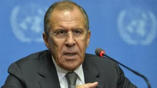 Sergei Lavrov urges Europe to end geopolitical games after Brussels attacks