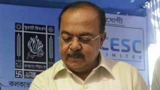Sting operation on TMC leaders: Congress-Left Front demands Mayor Sovan Chatterjee's resignation at KMC