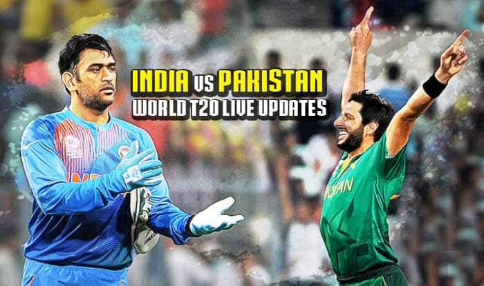 India vs Pakistan Cricket Live Score, Kolkata updates: India 119/4 in ...