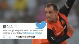 Cricket world is talking about Netherlands captain Peter Borren's tweet, ICC must sit down & take notice