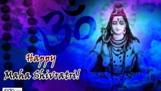 Maha Shivaratri 2016 Hindi: Best Shivaratri SMS, WhatsApp & Facebook Messages to send Happy Maha Shivaratri greetings!