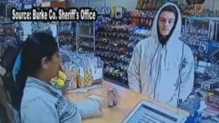Brave Indian woman store clerk fights off armed robber in United States