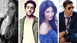 8 Bollywood Stars who Also Sing Beautifully