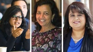 Three Indian Americans Among 26 of the Top Women Engineers