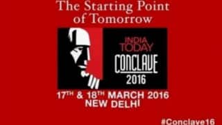 Sanjay Dutt, Javed Akhtar, Shabana Azmi: Bollywood celebs at India Today Conclave 2016