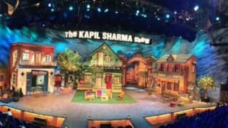 The Kapil Sharma Show: Here is the first picture from the sets of Kapil Sharma's show! Do you like it?