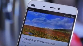 Xiaomi Mi 5 Launch Live Streaming: Watch Launch Telecast of Mi 5 at 3:00 PM in India