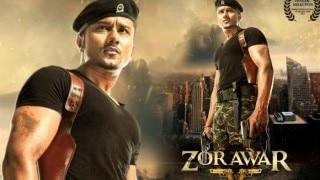 Zorawar song Raat Jashan Di featuring Yo Yo Honey Singh crosses 1 million views!
