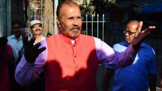 D G Vanzara returns home after 9 yrs, announces entry into public