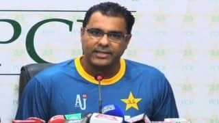 Umar Akmal Doesn't Concentrate on His Fitness, Says Waqar Younis