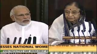 Narendra Modi, Pratibha Patil address National Conference of Women Legislators; hail role of women in nation building