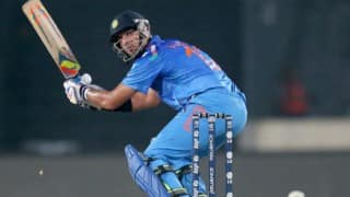 Yuvraj Singh ruled out of rest of ICC T20 World Cup 2016 due to injury