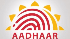 Your Aadhar card will be replacing all your cashless transaction…