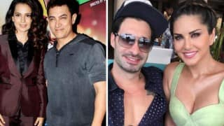Aamir Khan ropes in Sunny Leone, Kangana Ranaut, Saif Ali Khan, Riteish Deshmukh for his water conservation project