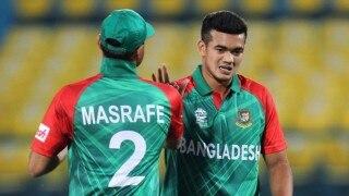 BAN win by 54 runs (D/L method) | Bangladesh vs Oman, Live Cricket Score Updates of ICC T20 World Cup 2016, BAN vs OMA