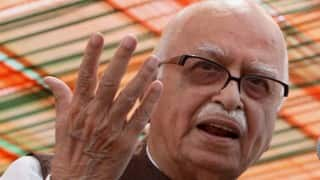 Controversy over 'Bharat mata ki jai' meaningless: L K Advani