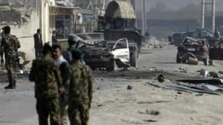 Afghan official: Suicide attack kills 3 police in south