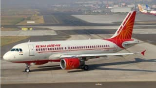 Air India plane makes emergency landing after engine snag