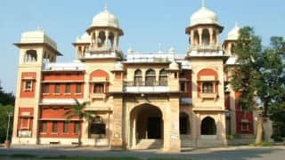 Allahabad University vice- chancellor rues 'political interference'