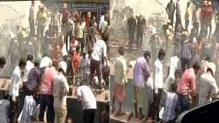 Kolkata: Under-construction bridge collapses, 10 dead, 60 workers trapped beneath debris