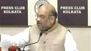 Amit Shah reiterates BJP's commitment to seal India-Bangladesh border
