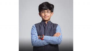Indian American Whiz Kid Arnav Krishna in Top 3 on 'Child Genius'