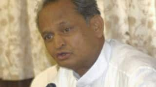 Rajasthan: BJP govt trying to implicate Congress leaders in false cases, says Ashok Gehlot