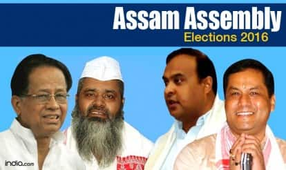Assam Assembly Elections 2016 opinion poll: Congress to win 40 seats, BJP-AGP lag behind, AIUDF will be the kingmaker!