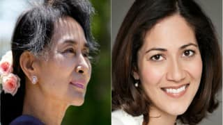 Aung San Suu Kyi losses her cool, makes anti-Muslim comment during interview with BBC's Mishal Husain