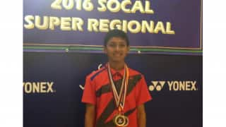 Indian American Kids Make Their Mark in U.S. Badminton
