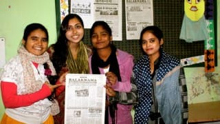 CHETNA Creates Balaknama, the World's First Newspaper by and for Indian Street Children