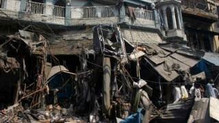 Iraq: Triple suicide attack in north Baghdad, 11 dead
