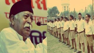 RSS का मेकओवर :अब खाकी नही, भूरे रंग की फुल पैंट पहनेंगे स्वयंसेवक