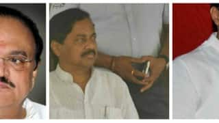 NCP in big soup: Chhagan Bhujbal in custody, Ajit Pawar, Sunil Tatkare already under scanner