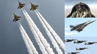 आयरन फीस्ट 2016: राष्ट्रपति और पीएम की मौजूदगी में आज वायु सेना दिखाएगी अपनी ताकत