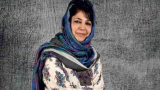 Mehbooba Mufti says gun no solution, blames successive central governments