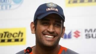 Mahendra Singh Dhoni wary of buoyant Bangladesh ahead of Asia Cup final