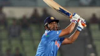 India vs Australia live: Could MS Dhoni seal the deal once again chasing a challenging total?