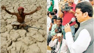 Drought in Maharashtra: Devendra Fadnavis assures long-term solution for Thane & Latur
