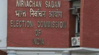 Election Commission makes special arrangements for 'weaker sections' on polling days